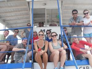 Svenja Peru group