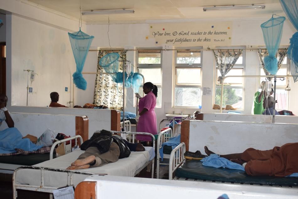 Jericho Bell - hospital 3